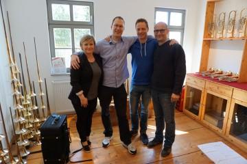 """""""Orchestre Philharmonique du Luxembourg"""" zu Besuch in Kapellendorf"""