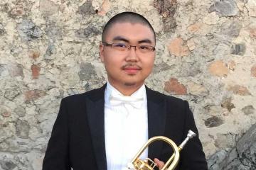 Shan Huang – Hong Kong Sinfonietta