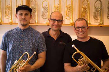 Jonathan Ernst und Julien Theodor