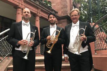 Drei B-Trompeten