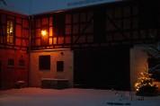 Schönen ersten Advent aus Kapellendorf